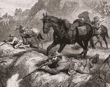 腕時計と戦争。技術の革新は戦場から生まれた